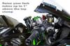 Steering Damper Riser Kit Ninja H2 (15-19) / ZX-10R (11-15)