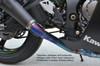 Predator Slip-On (3/4 System) w/ Electro-Black Stainless Muffler ZX-10R (16-19)