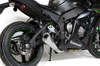 Single Alien Head Slip-On (3/4 System) ZX-10R (16-19)