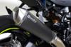 Predator Full System - Ti Front Section w/ Electro-Black Muffler GSX-R1000/R (17-20)
