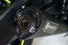 Noise Suppressor Black Fits 2.25 Inch Outlet