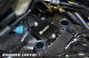 PAIR Block Off Plates Ninja H2 (15-19) / Ninja H2 SX/SE/SE+ (18-19) / ZX-14R (06-19) / ZX-10R (04-19) / Z900RS (18-19)