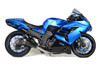 Buy Predator Full System - Stainless Front Section w/ Electro-Black Muffler ZX-14R (12-20) 571036 at the best price of US$ 1199 | BrocksPerformance.com