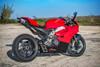 BST Rapid TEK 17 x 3.5 Front Wheel - MATTE - Ducati 899/959/821/ 1199 w/ ABS / 1299 / V4 / 1299S / 1299R / FE 15-16