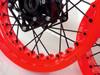 Rear Kineo Wire Spoked Wheel 5.50 x 17.0 Triumph Thruxton/ThruxtonR (1200cc lc) (16-  )