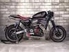 Rear Kineo Wire Spoked Wheel 5.00 x 17.0 Ducati Monster 696 (08-14)