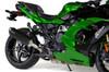 Predator Slip-On System w/ Electro-Black Muffler Ninja H2 SX / SE / SE+ (18-19)