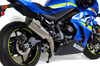 "CT Single Full System w/ 16"" Muffler GSX-R1000 (17-18)"