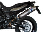 Termignoni Oval Stainless Slip-On BMW F 650/800 GS (09-15)