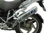 Termignoni Oval Stainless Street Slip-On R 1200 GS (10-12)
