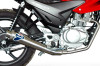 Termignoni Conical Stainless Full System CBF125 (09-11)