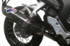 Termignoni Relevance Stainless/Carbon Look Slip-On Crosstourer (13-18)