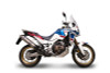 Termignoni Relevance Stainless Link Pipe w/ Carbon Heat Shield CRF1000L Africa Twin (18-19)