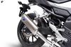 Termignoni Stainless/Titanium/Carbon Slip-On CB500F / CBR500R (17-18)