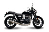 Termignoni Conical 2-1 Stainless Full System Street Twin 900 (16-18)