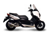 Termignoni Relevance Stainless Slip-On XMAX 250 (09-18)