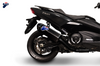 Termignoni Scream Black Edition Full System TMAX 530 (17-18)