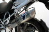 Buy Termignoni Oval Stainless Street Slip-On R 1200 GS (05-09) 753347 at the best price of US$ 649 | BrocksPerformance.com