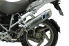 Termignoni Oval Stainless Street Slip-On R 1200 GS (05-09)