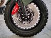 Rear Kineo Wire Spoked Wheel 3.75 x 17.0 Triumph Thruxton and Bonneville  (06-10)