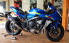 Termignoni Scream Stainless/Titanium Full RACE System GSX-R1000 and GSX-R1000R (17-20)