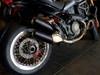 Rear Kineo Wire Spoked Wheel 5.50 x 17.0 Ducati Monster 821 (2013- )