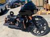 BST Torque TEK 26 x 3.5 Front Wheel - Harley-Davidson Touring Models (09-13)
