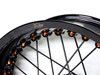 Rear Kineo Wire Spoked Wheel 5.50 x 17.0 Yamaha MT-09 ABS (14>>) / XSR 900 ABS (15>>)/Yamaha MT-07 ABS (14>>) and XSR 700 ABS (15>>)