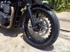 Rear Kineo Wire Spoked Wheel 6.00 x 17.0 Yamaha MT-09 ABS (14>>) and XSR 900 ABS (15>>)