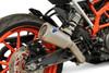 Termignoni SO-03 Slip-On Stainless w/ Stainless End Cap KTM 390 Duke (17-19)
