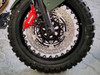 Front Kineo Wire Spoked Wheel 3.50 x 17.0 Triumph Speed Triple 1050 (08-10)