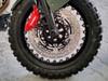 Rear Kineo Wire Spoked Wheel 4.25 x 17.0 - Moto Guzzi V85 TT
