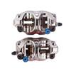 Buy Brembo GP4-RX Front Caliper Set (Radial Mount) Nickel Plated SKU: 705127 at the price of US$ 1549 | BrocksPerformance.com