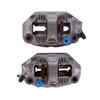 Brembo GP4-RS Front Caliper Set (Radial Mount) Titanium Grey