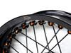 Rear Kineo Wire Spoked Wheel 5.50 x 17.0 Triumph Street Triple/ Street Triple R ABS (13-16) and Street Triple S/R/RS (2017)