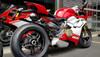 BST Rapid TEK 17 x 5.5 Rear Wheel -  Ducati 1098/1098R/S/1199/1299 /1299Rfe/ V4 / V2/ S-Fighter / 1198 (2007-12)/SuperSport 939