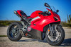 BST Rapid TEK 17 x 5.5 Rear Wheel - MATTE -  Ducati 1098/1098R/S/1199/1299 /1299Rfe/ V4/ V2 /S-Fighter / 1198 (2007-12)/SuperSport 939