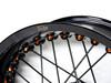 Buy Rear Kineo Wire Spoked Wheel 4.25 x 16.0 - Moto Guzzi V9 (all) 285473 at the best price of US$ 1495   BrocksPerformance.com