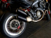 Rear Kineo Wire Spoked Wheel 4.25 x 16.0 - Moto Guzzi V9 (2016>> all)