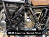 Buy Sprint Filter P037 Performance Kit (Eliminates OEM Intake Cover) Royal Enfield Continental/Interceptor 650 (2018-2020) SKU: 406622 at the price of US$ 149.95 | BrocksPerformance.com