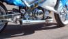 "Buy Sidewinder Full System 14"" Muffler GSX-R1000 (07-08) 391925 at the best price of US$ 1289 | BrocksPerformance.com"