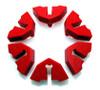 Replacement Polyurethane Cush Drive Hayabusa (99-07) / LS650 Savage (86-05) / TL1000 S/R (97-03) / GSX-R600 (97-00) / GSX-R750 (88-99) / GSX-R1100 (89-98) / GSX1100 S/F (88-93)