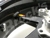 BST Diamond TEK 17 x 6.0 Rear Wheel - BMW S1000RR (10-19), S1000R (14-20), and HP4 (12-15)