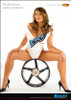 Heather on BST Carbon Fiber Wheel 17 x 24""