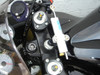 Heli Bar Riser Spacer Use with Steering Damper ZX-14R (06-20)