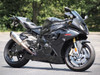 """CT Single Full System w/ 16"""" Muffler S1000RR (10-14) and S1000R (10-14)"""