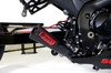 "Alien Head Full System Black 14"" Muffler GSX-R1000 (09-16)"