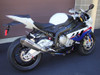 """CT Single Full System w/ 16"""" QuietKore Muffler S1000RR (10-14) and S1000R (10-14)"""
