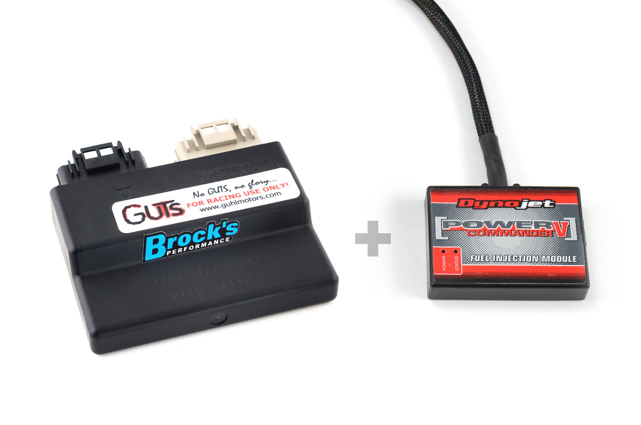 Brock Flash Package (ECU Flash + PCV w/ Map) ZX-14R (16-19) - Must Send Us  Your ECU*