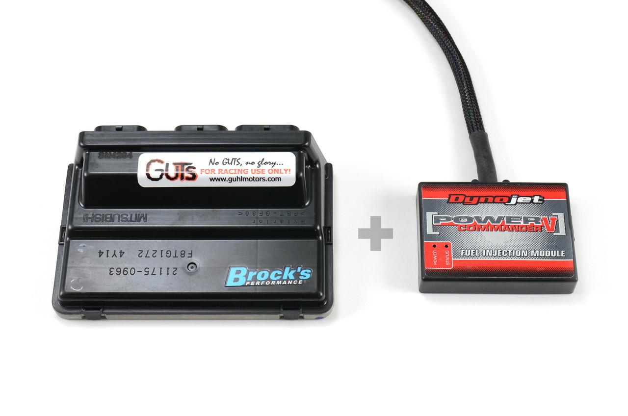 Brock Flash Package (ECU Flash + PCV w/ Map) Ninja H2 (15-16) - Must Send  Us Your ECU*